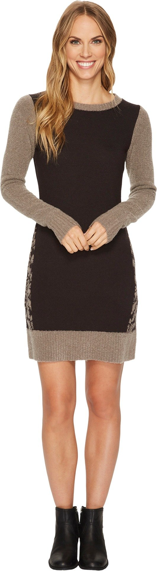 Toad&Co Women's Lucianna Sweater Dress Cocoa Medium