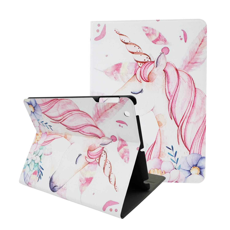超安い Zwirelz iPad iPad 234ケース かわいいユニコーン PUレザー財布 二つ折りケース iPad Zwirelz 2/3 二つ折りケース/4 9.7インチ用 折りたたみスマートスタンド保護 自動ウェイク/スリープ機能 B07KVW7TSX, ギタープラネット:197ff449 --- a0267596.xsph.ru