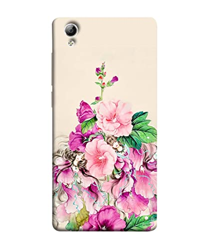 low priced 6966a bd99a VIVo Y51, VIVo Y51L Back Cover Bunch Of Roses: Amazon.in: Electronics