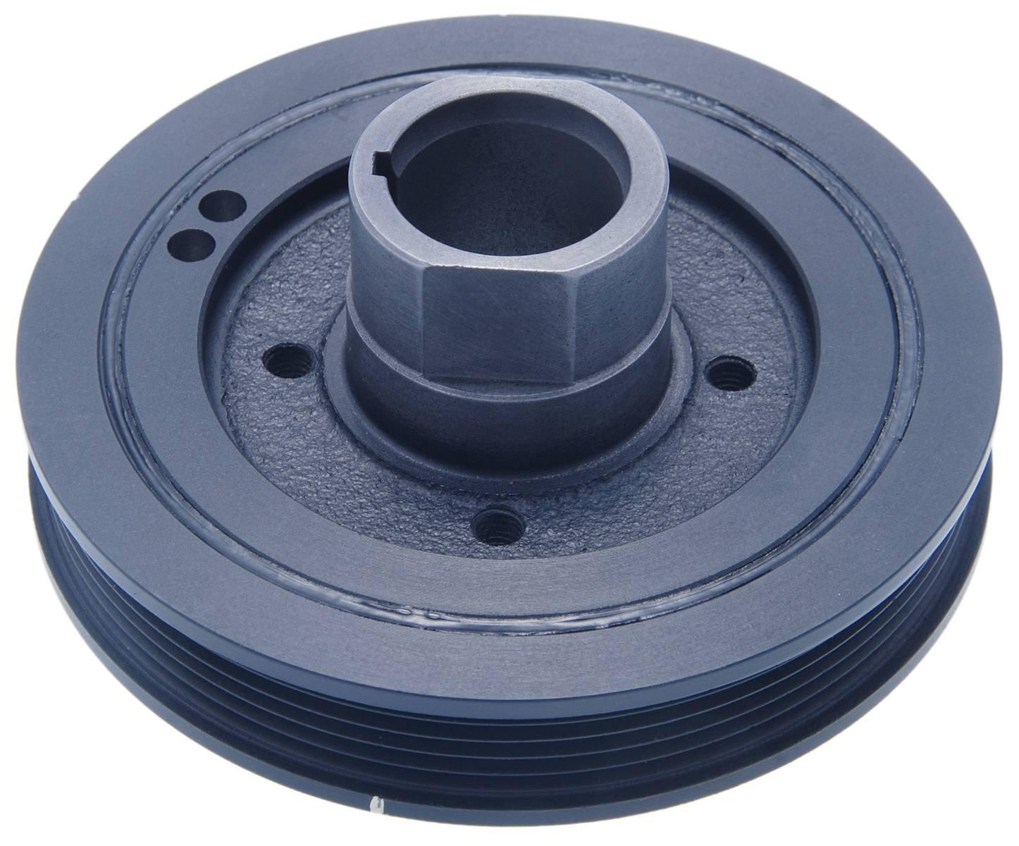 13408-75030 / 1340875030 - Crankshaft Pulley Engine 3Rzfe For Toyota