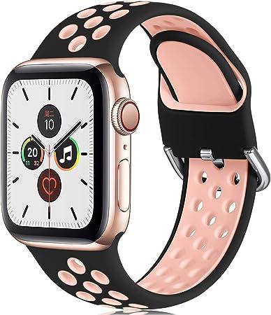 Cemika Ersatzarmband Kompatibel Mit Apple Watch Armband Elektronik