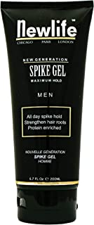 product image for Spike Gel Maximum Hold 6.7 oz - Protein Enriched Style - Strengthens Hair Roots