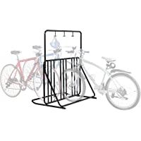 RAD Cycle Products Instant Park Pro-Quality Six Bike Floor Stand