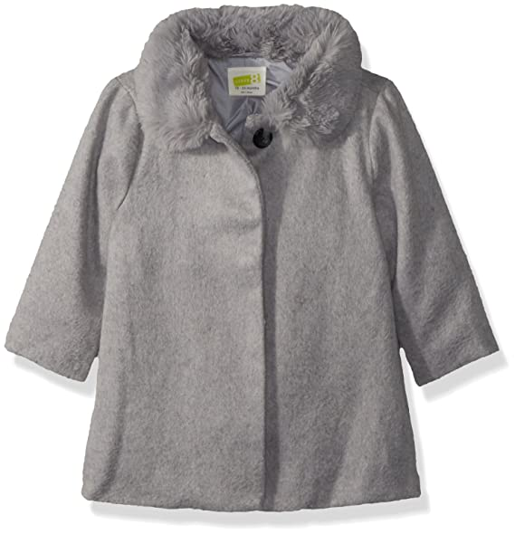 shop search for genuine store Crazy 8 Girls' Toddler Grey Peacoat