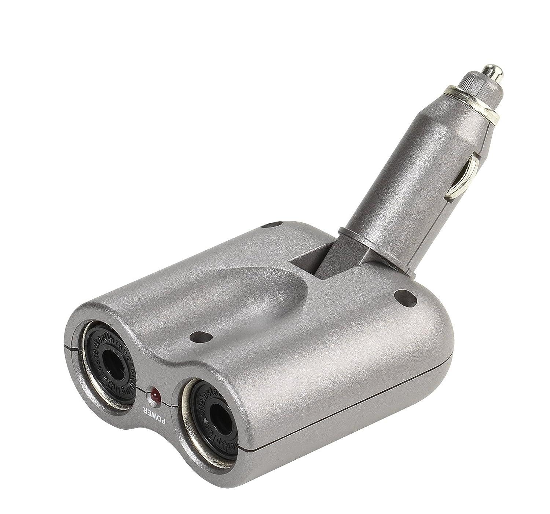 Vivanco 12 V, 2 x 3500 mA Ladr/ón para conector de mechero de coche