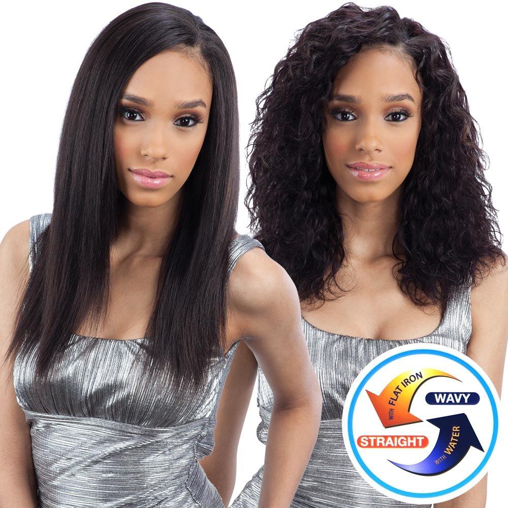 "LOOSE CURL 7PCS (10"" 12"" 14"") - Naked Nature Brazilian Virgin Remy 100% Human Hair Wet & Wavy"