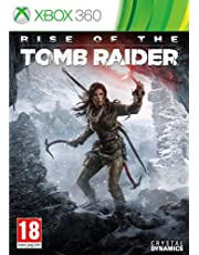 Microsoft Rise of the Tomb Raider, Xbox 360 Basic Xbox 360 videogioco