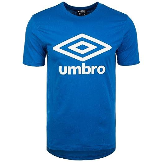 Umbro Fw Large Logo Cotton tee Camiseta para Hombre: Amazon.es ...