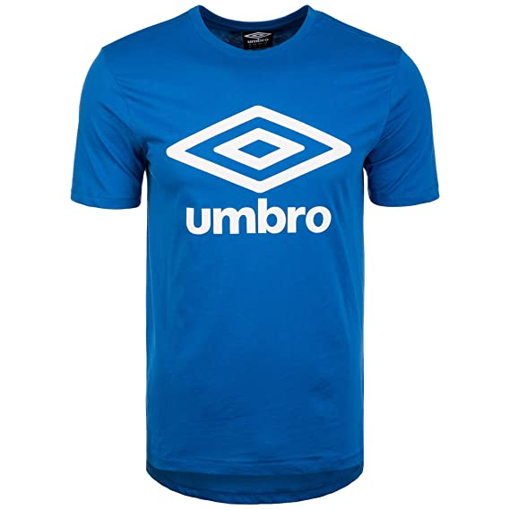 Umbro Fw Large Logo Cotton tee Camiseta para Hombre: Amazon.es ...