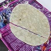 Amazon.com: Siete Almond Flour Grain Free Tortillas, 8