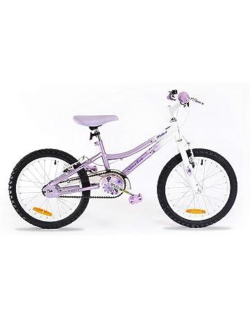 8d36407080e Muddyfox x Silverfox Flutter Girls Bike - Lavender White
