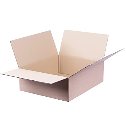 20 Karton Faltkarton Faltschachteln 500 x 300 x 200 mm