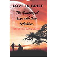 Love in brief: The Numbers of Love with their definition. (English Edition)