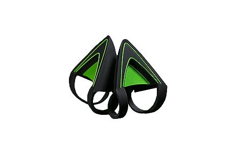 Razer Kitty Ears Kopfhörer (geeignet für Kraken) grün