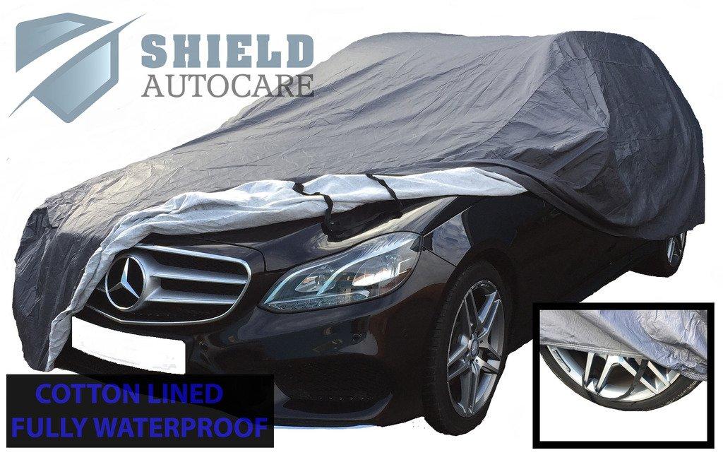 Mercedes-Benz Gla-class AMG 14-on Heavy Duty Housse de voiture é tanche + Doublure Coton SHIELD AUTOCARE