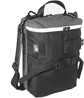 product image for Tough Traveler T-Com Laptop/Netbook Backpack - Made in USA (Grey/Black)