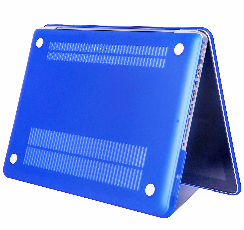 Modell:A1706 A1708 A1989 Matt Klar H/ülle f/ür MacBook Pro 13 2018//2017//2016,TECOOL Slim Plastik Hartschale Schutzh/ülle Snap Case f/ür Apple MacBook Pro 13,3 Zoll mit//ohne Touch bar
