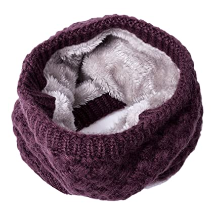 GGG bufandas mujer/hombre,Unisex Moda Invierno Otoño Calentador Espesado Lana Knitting Collar Bufanda