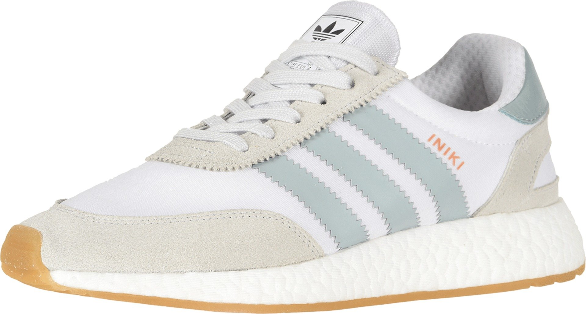 Details about NEW WOMEN'S ADIDAS ORIGINALS I 5923 INIKI BOOST SHOES WHITE ICEY PINK D97348