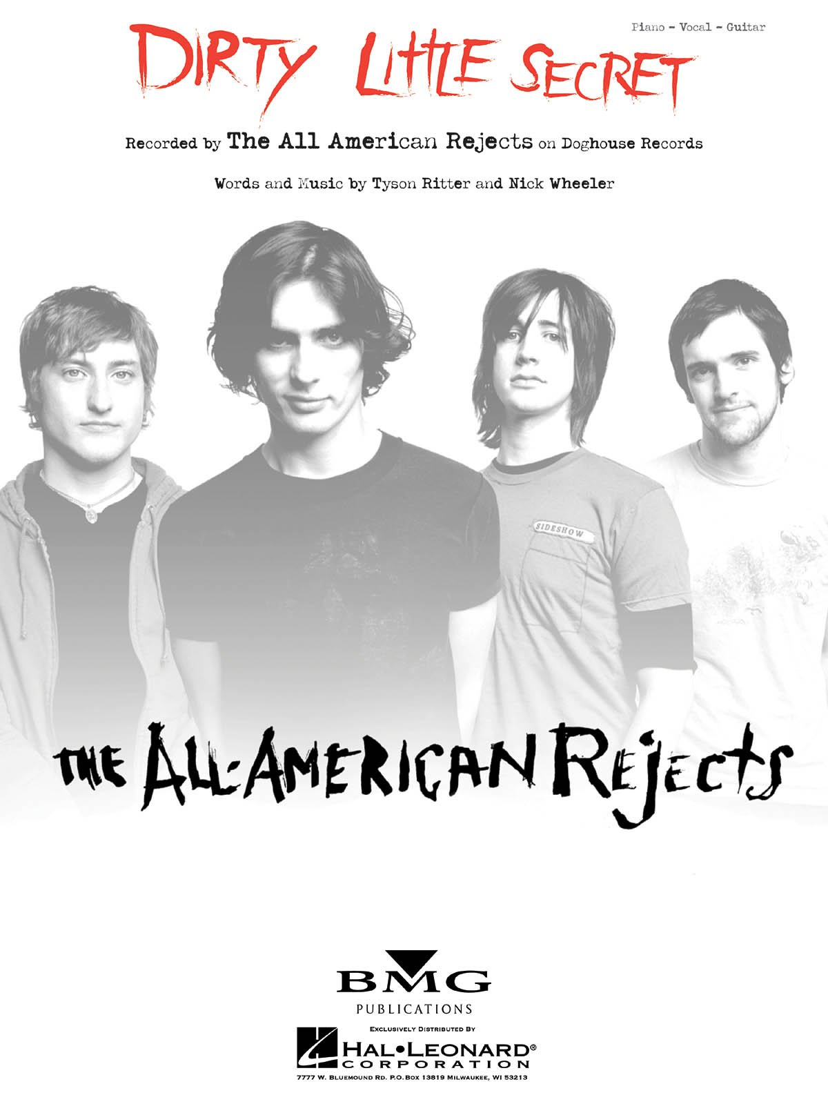 Download Dirty Little Secret (All-American Rejects) PDF