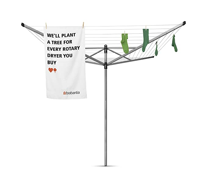 Brabantia Lift-O-Matic Rotary Airer image 5