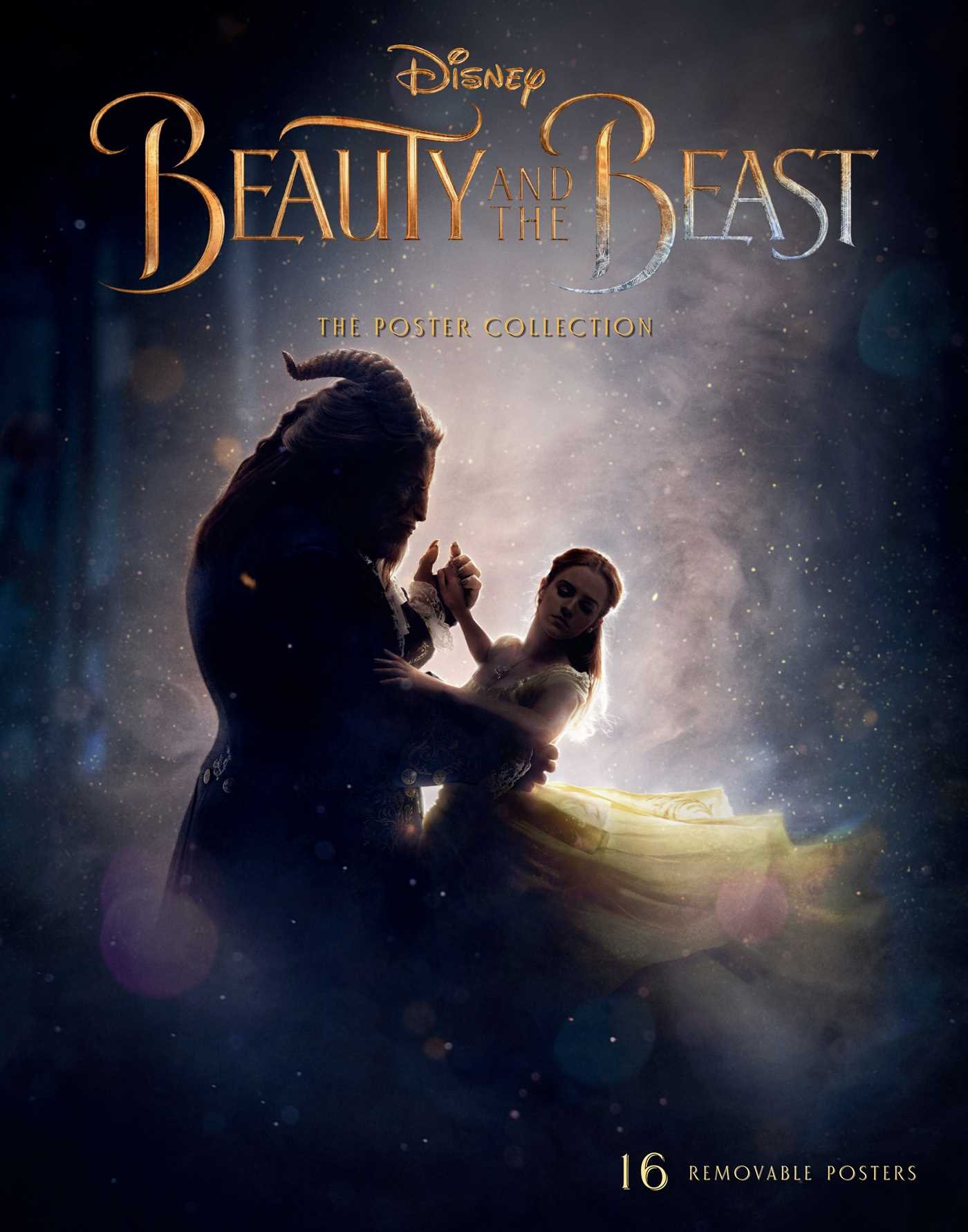 Belle Beauty and the Beast Poster 2017 Film New Movie FREE P+P CHOOSE YOUR SIZE