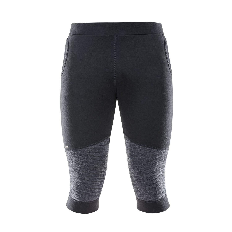 Devold Tinden Spacer 3 4 Pants Men - Thermo Unterhose 3 4 mit Merinowolle