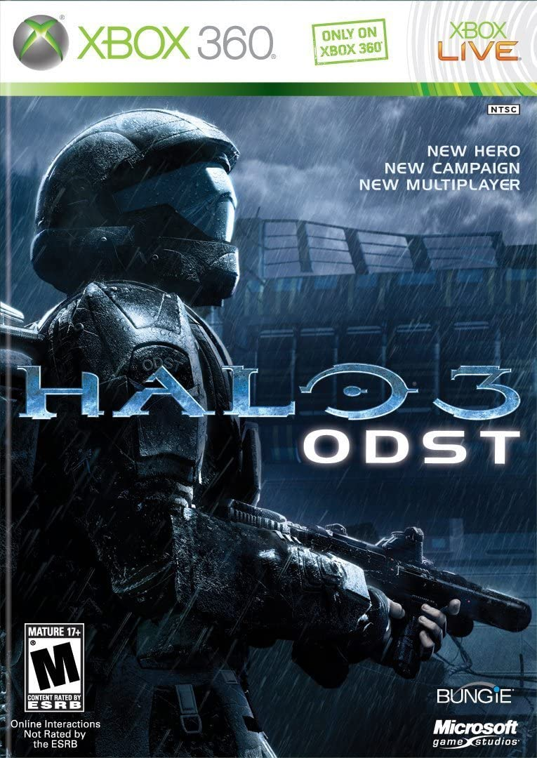 Amazon halo 3 odst xbox 360 microsoft video games gumiabroncs Image collections
