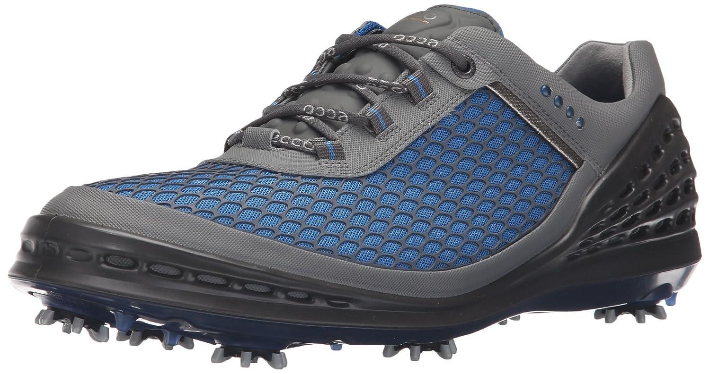 [エコー] ゴルフシューズ ECCO GOLF CAGE 132514 B017KXH1BU 25.5 cm BERMUDA BLUE-OMRE/BERMUDA BLUE