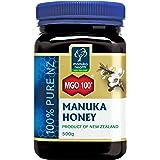 Manuka Health - Manuka Honig MGO 100 + 500g - 100% Purer aus Neuseeland mit zertifiziertem Methylglyoxal Gehalt