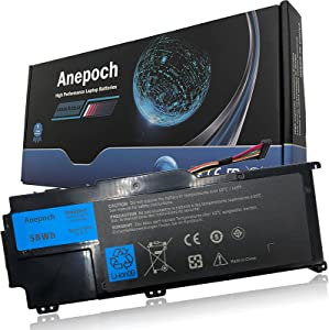 Anepoch V79Y0 Laptop Battery Replacement for Dell XPS 14Z 14Z-L412X 14Z-L412Z L412X L412Z Series V79YO YMYF6 0YMYF6 14.8V 58Wh