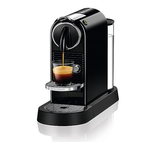 Nespresso CitiZ Espresso Machine, Black