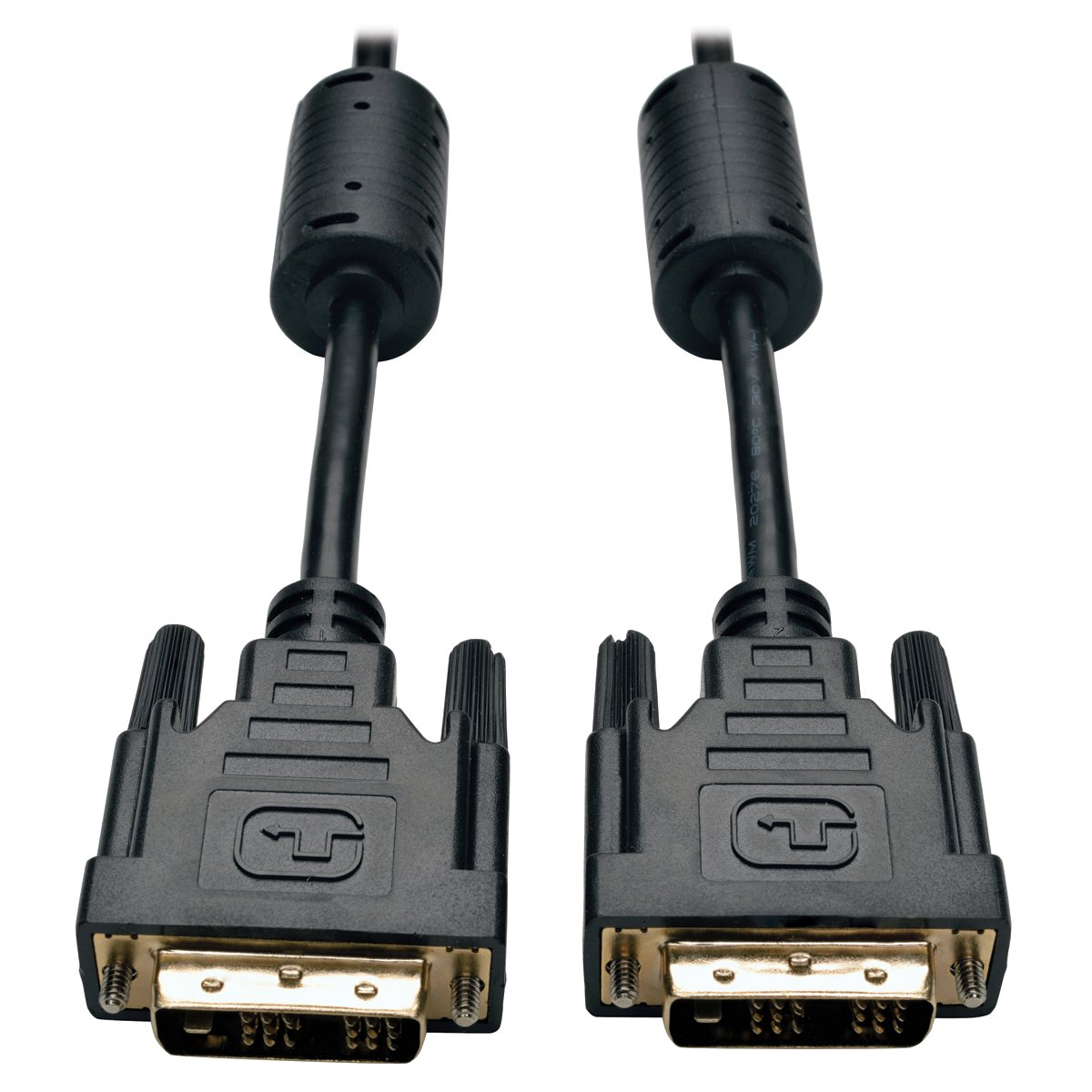 Tripp Lite DVI Single Link Cable, Digital TMDS Monitor Cable (DVI-D M/M) 50-ft.(P561-050)