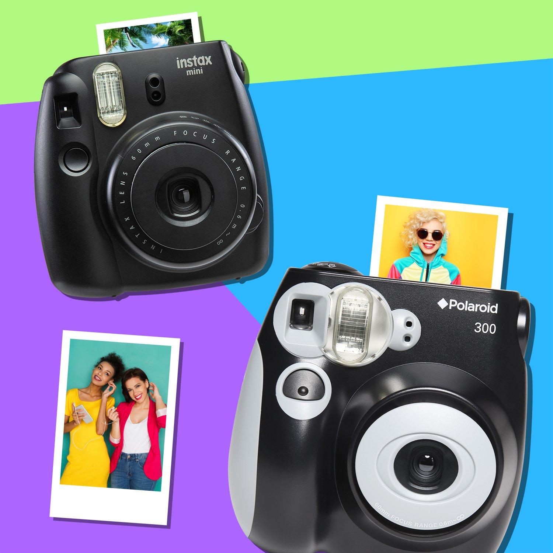 Progettata per lutilizzo con le fotocamere Fujifilm Instax Mini e PIC 300 10 fogli Polaroid Pellicola istantanea PIF300