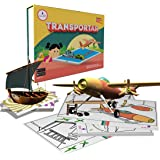 SCIFIKIDS - TRANSPORTAR Augmented Reality Educational Kit (Multi) -iOS & Android -