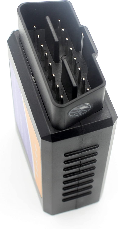LoongGate Scanner Bluetooth OBD-II ODB 2 Strumento di scansione diagnostica del Lettore di Codici Luce Motore per Tutte Le vetture Bluetooth V4.0