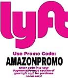 PROMO CODE = (AMAZONPROMO) Lyft Free Ride Promo Credit (Up to $50 In Free Rides!) For New Riders - Promo Code: AMAZONPROMO