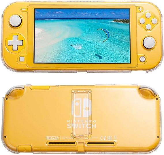 Insten Funda Transparente para Nintendo Switch Lite 2019, Slim ...
