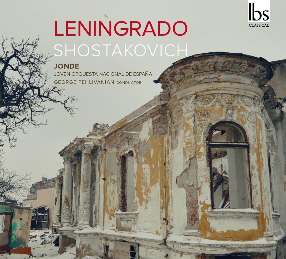 SHOSTAKOVICH: Leningrado: Joven orquesta nacional de españa ...