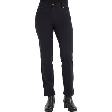 ZERRES Damen Jeans CORA Straight Fit Comfort S Bi-Elastisch Stretch,  Größe:18