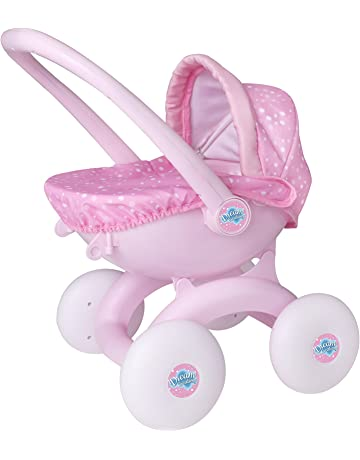 ab4a47cea7a8 Amazon.co.uk Toys   Games  Dolls  Prams