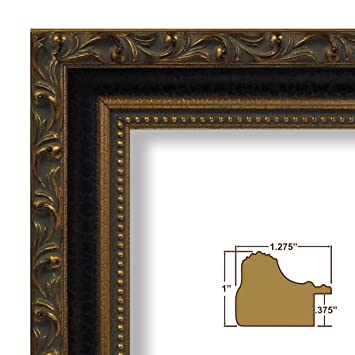 Amazon.com: 16x21 Picture / Poster Frame, Ornate Finish, 1.26\
