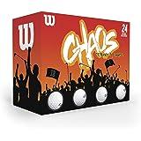 Wilson Chaos Golf Balls (24-Balls)