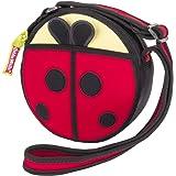 Dabbawalla Bags Crossbody Purse, Ladybug