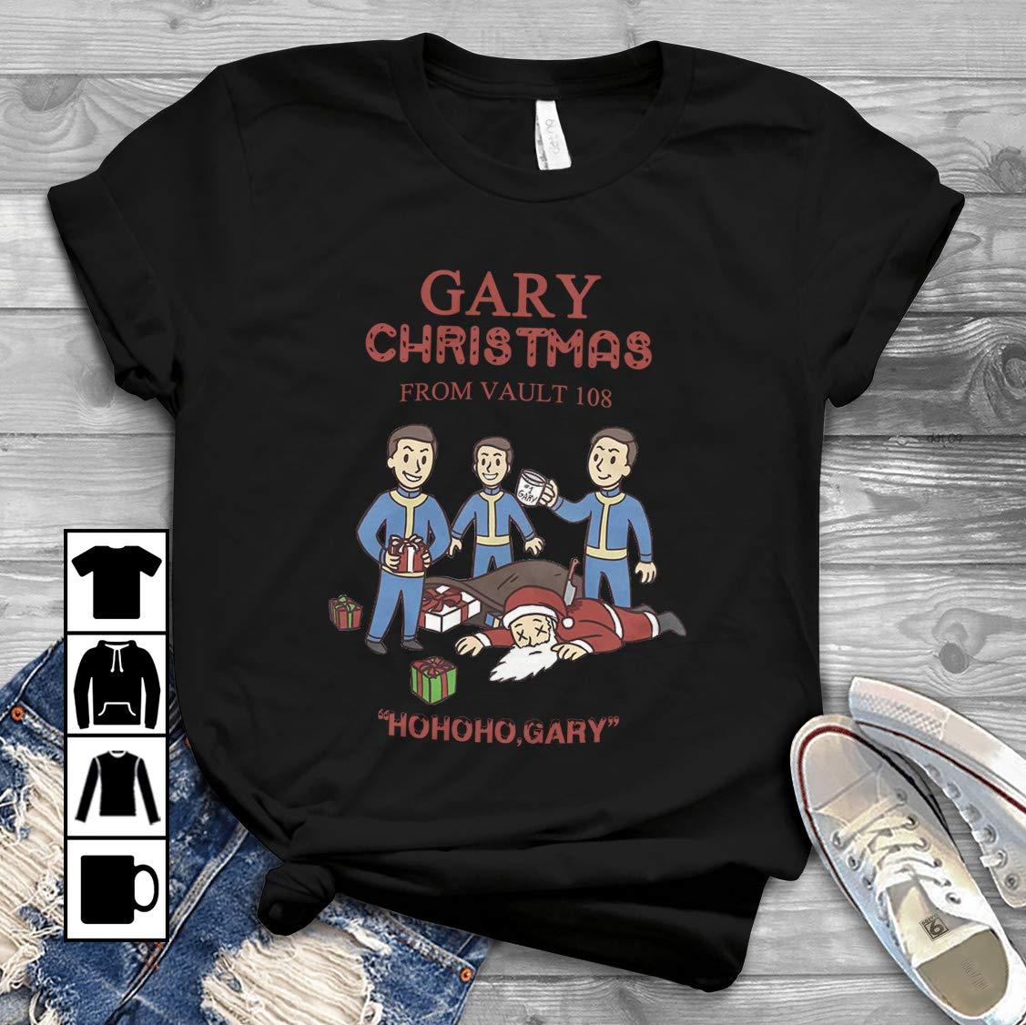 Gary Christmas From Vault 108 Christmas Ugly Sweater Shirts