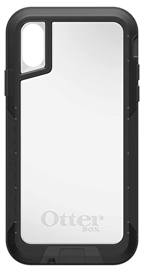 best sneakers 83607 3ef79 Otterbox Pursuit iPhone XR Black/Clear (7759907)