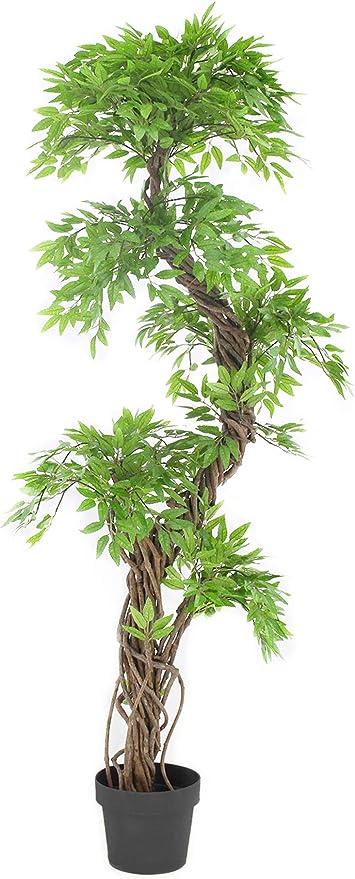 Amazon Com Luxury Japanese Fruticosa Tree Handmade Artificial