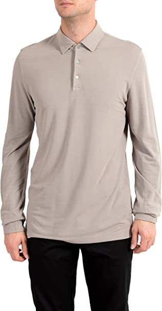 MALO Mens White Short Sleeve Polo Shirt US M IT 50