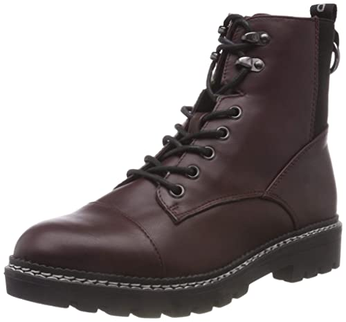 ONLY Onlbex Lace Up Bootie, Botines para Mujer: Amazon.es: Zapatos y complementos