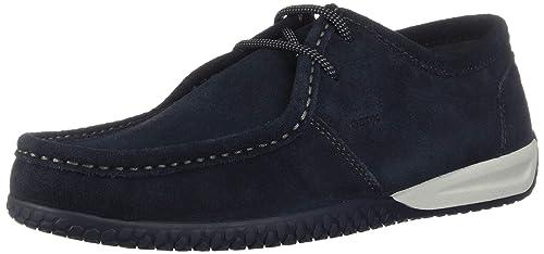 Geox U Delrick B, Mocasines para Hombre: Amazon.es: Zapatos ...